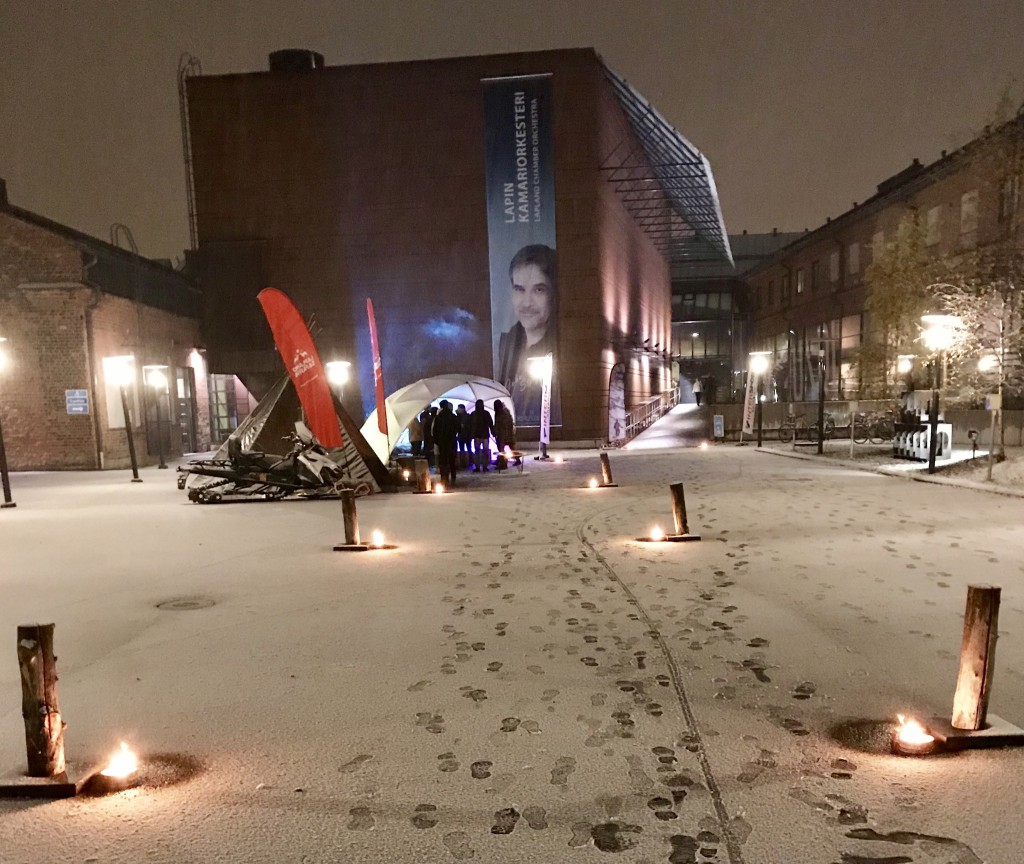 Kulttuurikeskus Korundi Arctic Weekend