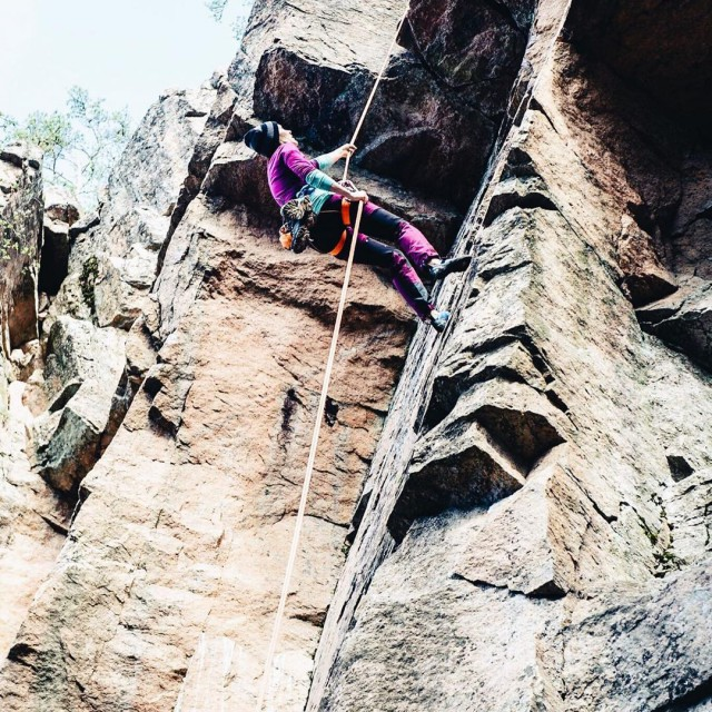 Tekeek aloitteleva kiipeilij mitn Olhavalla? Tapani mukaan halusin menn itsehellip