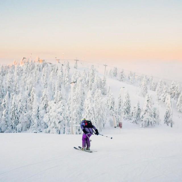 Tasatynt alamkeen!  ellimiia munelm tasatynt alamkeen ruka kuusamo skiinghellip