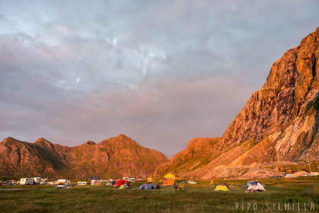 Skagen Camping Lofootit