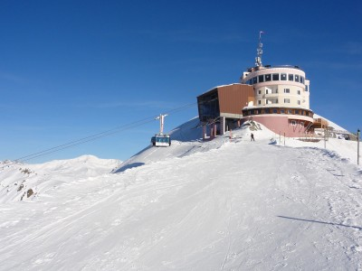 Davos, Jakobshorn 2590 m
