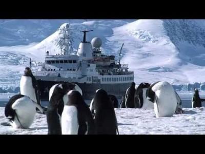 Hiutale-tiimi tutustuu Etelämantereen hiihtomahdollisuuksiin. Jakson ensimmäinen osa.