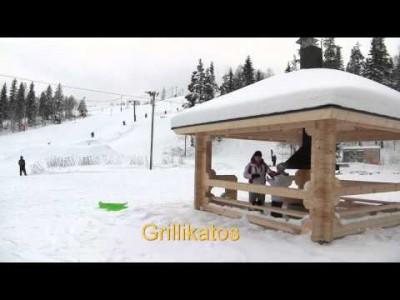 Varkauden hiihtokeskuksen esittely