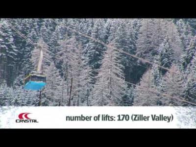 Brittiläisen Crystal Ski:n 2010 tuottama esittelyvideo Mayrhofenille.