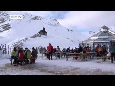 Garmisch-Partenkirchenin lähialueiden, majoitus- ja harrastusmahdollisuuksien sekä tietenkin rinteiden esittelyä.