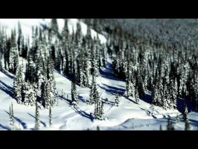 Whistler/Blackcombin mainosvideo vuodelta 2011 muuttaa hiihtokeskuksen eläväksi nukkekodiksi. Keskuksen maastosta, laskumaisemista, yöelämästä ja laajuudesta voi tästä kuitenkin saada hyvän kuvan.