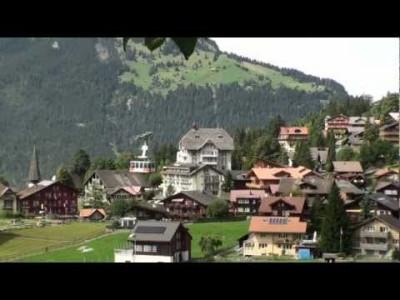 Wengenin kylän ja harrastusmahdollisuuksien esittelyä niin kesä- kuin talvikaudellakin.