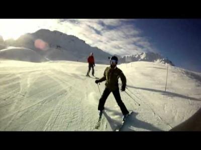 Laskut La Plagnessa vuodelta 2011 onnistuivat heikosta lumitilanteesta huolimatta.