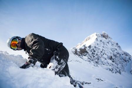 Kanssalaskijan myöhäisiltapäivän ilme saattaa paljastaa, milloin alhaalla Engelbergin kylässä odottava Yacatanin after ski -olut kutsuu.