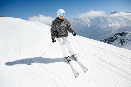 Sölden on Ötztalin alueen tärkein hiihtokeskus ja kansainvälinen urheilu- ja harrastuskeskus.