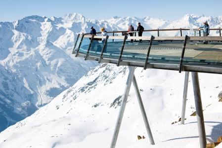 Söldenin BIG3 rallye käsittää 3 yli 3000-metristä huippua, jossa jokaisessa odottaa vaikuttava maisematasanne.