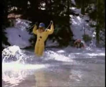 Mäenlaskuelokuvien huikea klassikko vuodelta 1983. Käynnisti lumilautailun läpimurron Euroopassa.
