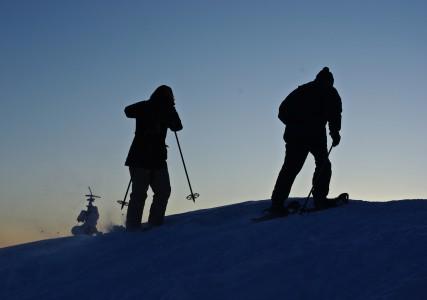 Kuva on otettu Kolin kansallispuistosta.