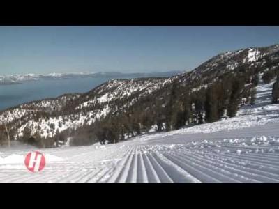 Heavenlyn esittelyvideossa hiihtoalueen tarjontaa kattavasti offarista afteriin.