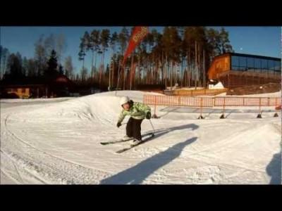 Häkärinteet snow park 2012 loppukausi.