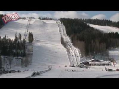 Tahkon hiihtokeskusesittely vuodelta 2012