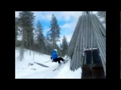 Ski Saariselkä -