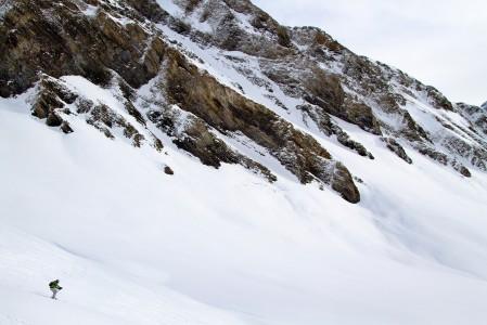 Sveitsin Grindelwald käsittää leppoisan muotoisia rinteitä ja off-pisteitä