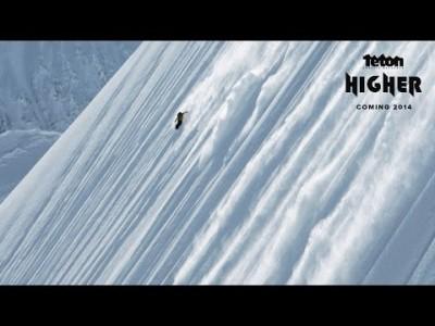 Arvostetun ja isoja vuoria laudallaan valloittavan Jeremy Jonesin Deeper - Further - Higher -trilogian päätösosan traileri.