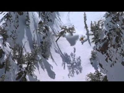 Loyalty-elokuvan trailerissa tarjoaa makupaloja hieman villimmästä telluhiihdosta.