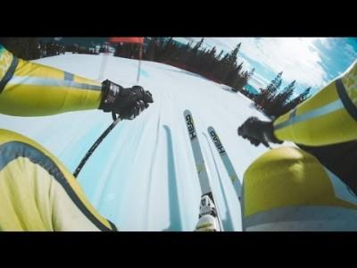 Lyhytelokuva siitä, kuinka Aksel Lund Svindal kohtaa pelon ja voittaa rinteen.