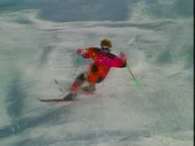 Komeanhauskaa 80-luvun skimbameininkiä