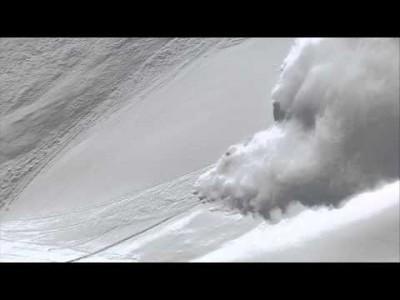 Sverre Liliequistin unohtumattoman vyörynkestävä suoritus Swatch Skiers Cupin toisessa laskussa 2013