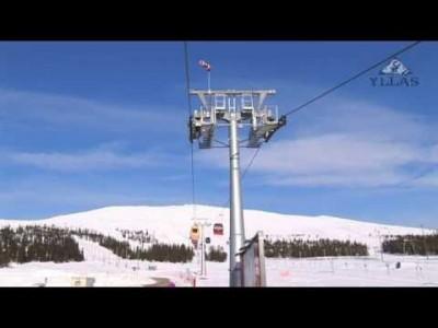 Sport resort Ylläs -esittelyvideo