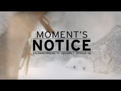 Freeski TV lennätti muutaman lähtövalmiin laskijan nauttimaan Japanin lumimyräkän antimista päivän varoitusajalla.