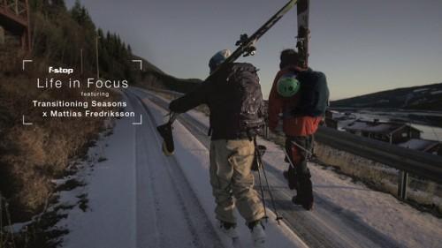 Kurkistus ammattikuvaaja Mattias Fredrikssonin lokakuiseen Åren reissuun, jossa taltioidaan sekä laskettelua että maastopyöräilyä.