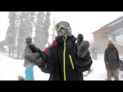 Coloradon Keystonen snow park
