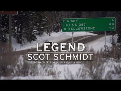 Vuoden 1987 'Blizzard of Ahhhs' -hiihtoelokuvan jälkeen Scot Schmidt on noussut vapaalaskun legendojen joukkoon. Mike Douglas matkasi katsomaan, mitä miehelle nyt kuuluu.