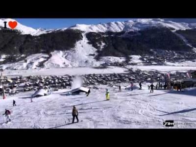 Italian Livigno tarjoaa toimivan hiihtokeskuksen lisäksi kauniin hiihtokaupungin vauhdikkaalla after skillä.
