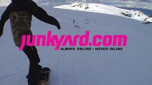 Norjalainen jäätikköhiihtokeskus Fonna houkuttelee kesäkuukausina snow parkiin harrastajia ja ammattilaisia.