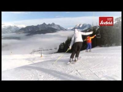 Itävaltalaisen Seefeldin rinnetarjonta etenkin perheille ja harrastajille hyvä ja hiihtokylät Seefeld, Mösern, Buchen, Reith, Leutasch ja Scharnitz todella miellyttäviä.
