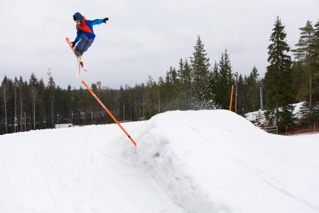 Mielakan parkista on ponnistanut korkealle mm. lumilautailun maailmanmestari Roope Tonteri. Uusi polvi tulee jo perässä.