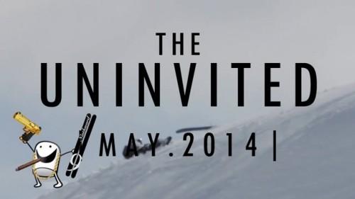 Jenkkiläisen laskuporukan parkkivetoista laskua ympäri vuoden auki olevassa Timberlinessä keväällä 2014