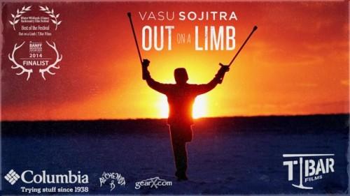 Vasu Sojitra menetti toisen jalkansa 9 kuukauden iässä. Tässä palkitussa Out on a Limb -lyhytelokuvassa kerrotaan hänen tarinansa. Tämä vapaalaskua harrastava mies on pysäyttämättömällä asenteellaan inspiroiva esimerkki.