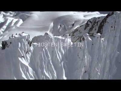 Syksyllä 2014 julkaistun lumilautailuelokuvan vaikuttava traileri
