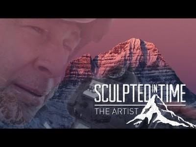 Dan Hudson saa innostuksen visuaaliseen tuotantoonsa Kanadan kalliovuorilta. Videossa seurataan hänen hiihtokuvaamista ja maisemien ikuistamista myös maalauksiin.