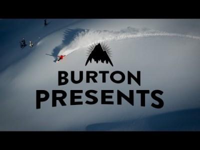 Burton-tiimiläiset Jussi ja Mikey pöllyttävät puuteria ja hyppivät isosti Whistlerin ja St. Moritzin takamaastoissa.