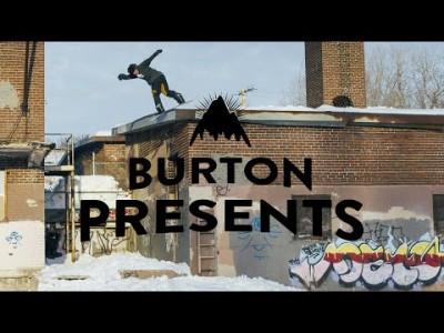 Burtonin tiimilaskijat Zak Hale ja Ethan Deiss väläyttävät taitojaan näyttävillä urbaanispoteilla Norjassa, Yhdysvalloissa ja Kanadassa.
