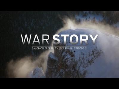 Freeski TV:n tiimi menee puuterin perässä Dolomiiteille ja katsastaa samalla alueen historiaan liittyvää ensimmäisen maailmansodan rintamalinjaa.