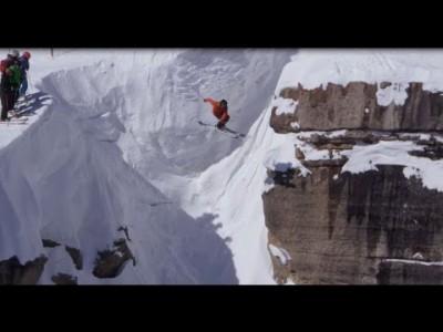 Jackson Holen 50 vuotta täyttävä hiihtokeskus on toiminut alusta alkaen rohkeiden suoritusten näyttämönä.