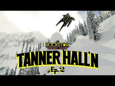 """anner Hall'n"""" on kokoelma videomateriaalia Tanner Hallin kauden 2014 laskuista. Tuottajana Poor Boyz Productions."""