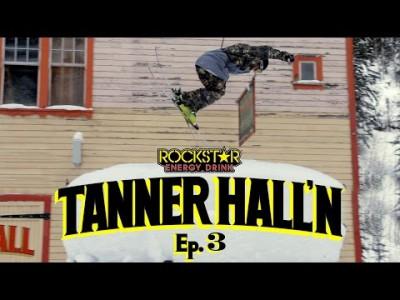 """Tanner Hall'n"""" on kokoelma videomateriaalia Tanner Hallin kauden 2014 laskuista. Tuottajana Poor Boyz Productions."""