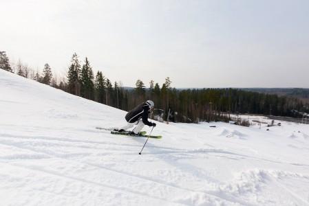 Tornimäki on toimiva paikallinen hiihtokeskus Mikkelissä. Hieman vihkiytyneempikin laskija pääsee vauhdin tuntuun, vaikka rinteet ovatkin parhaimmillaan aloittelijoille ja harrastelijoille.
