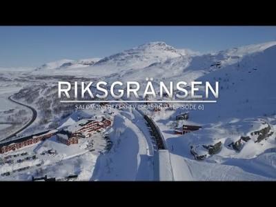 Freeski TV:n porukka vierailee legendaaristen ruotsalaisten vapaalaskijoiden jalanjäljissä Riksgränsenin klassikkokeskuksessa.