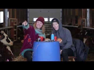 Veijarikaksikko testaa Stören-hiihtokeskuksen Ruotsissa.