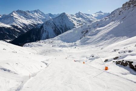 Grimentz on rinnelaskuunkin suositeltava hiihtokeskus. Määrällisesti rinteitä ei ole hurjasti, mutta niissä on todella hauskat profiilit ja maisemat ovat komeat.